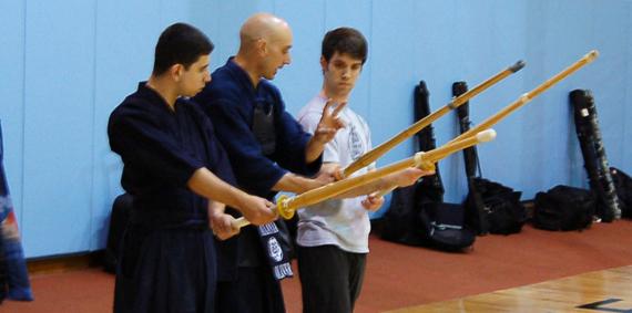 Kendo Beginner Class