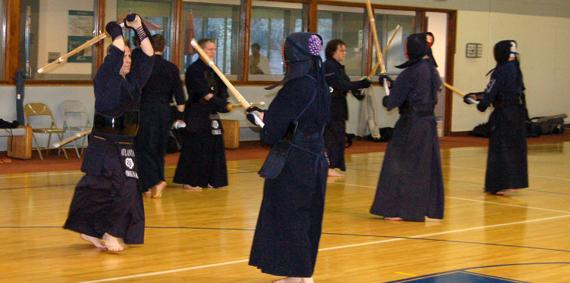 Kendo Beginner 2