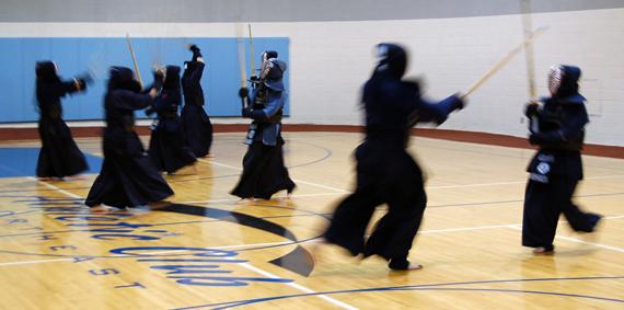 Kendo Intermediate Class