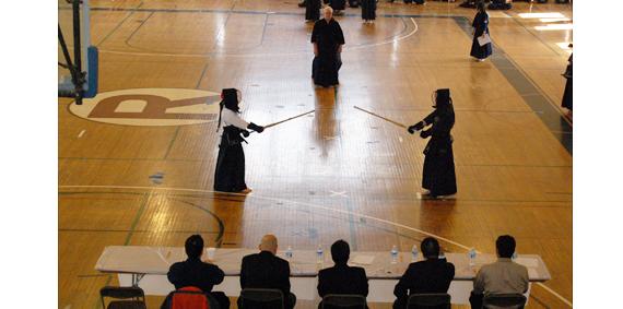 Kendo Shinsa Jigeiko